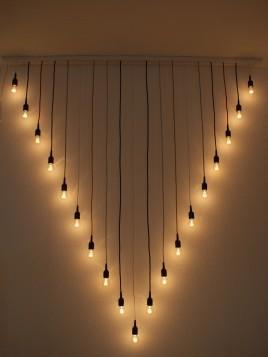Lichtleistenvorhang